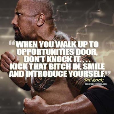 Dwayne Johnson Best Quotes