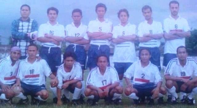 Tak Banyak yang Tahu, Ternyata Syekh Ali Jaber Pernah Bergabung dalam Tim Sepak Bola NTB