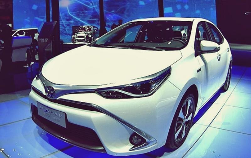 2018 Toyota Corolla Le, Verso