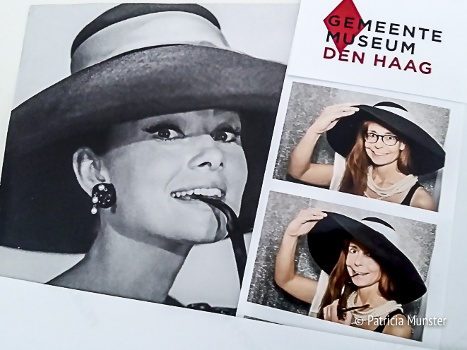 Audrey Hepburn - Patricia Munster
