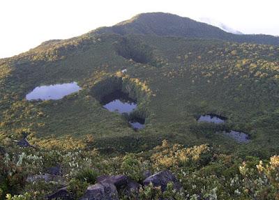 pendakian gunung talamau pasaman barat