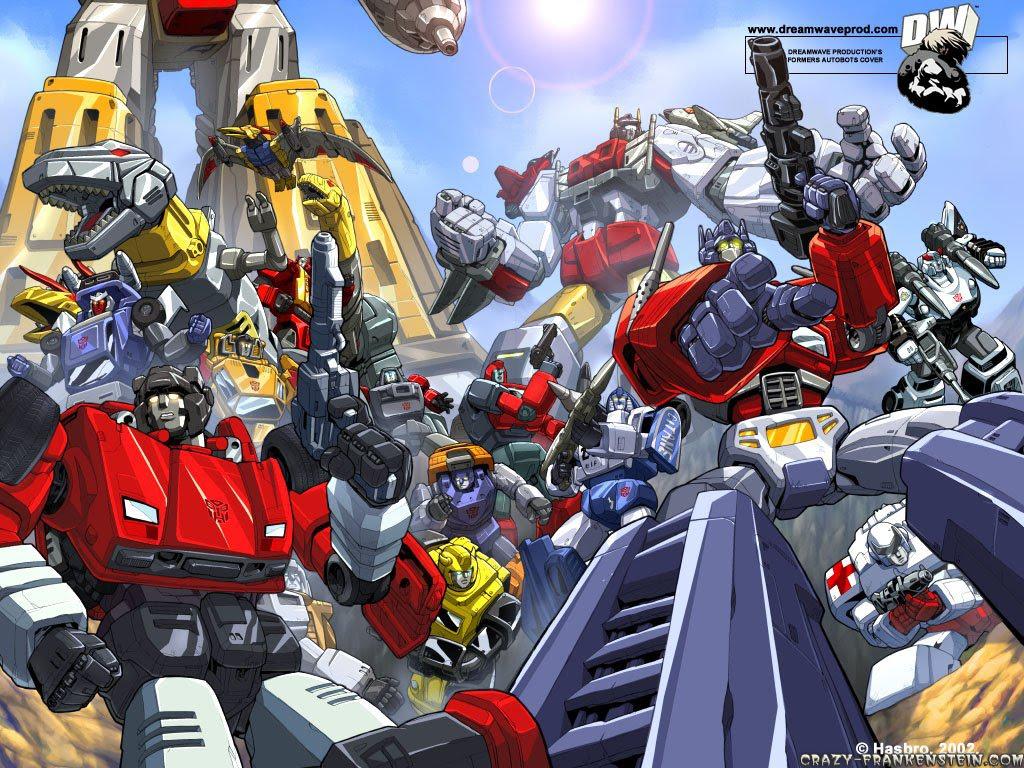 Transformers Cartoon Wallpaper Andseeworld Is All