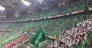 رسميا.. عودة الجماهير للملاعب السعودية بنسبة محدودة في 17 مايو