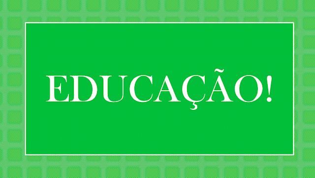 A imagem mostra a palavra educação que está desvalorizada em nosso país e os resultados reais aparecem nas eleições de todos os anos.