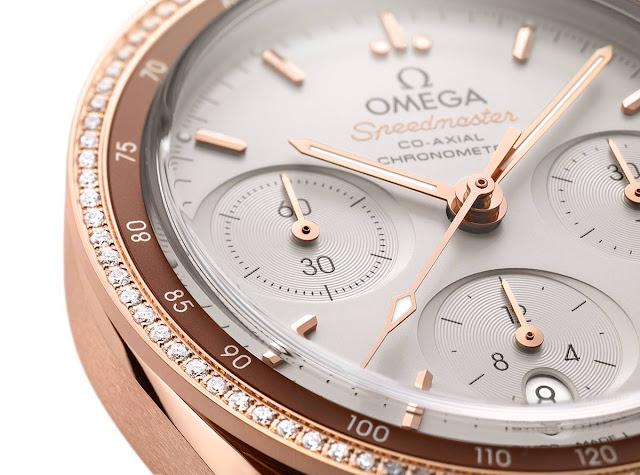 Omega Speedmaster 38 mm 324.68.38.50.02.003
