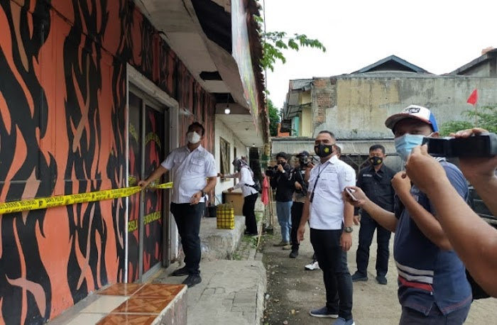 Markas Pemuda Pancasila Cibodas Digrebek, Polisi: Jadi Tempat Jualan Miras dan Pesta Sabu