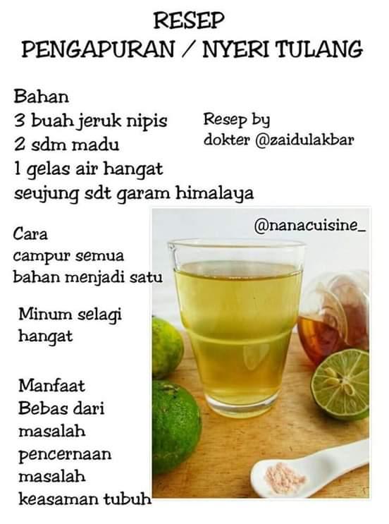 Kumpulan Tips Sehat Dr Zaidul Akbar