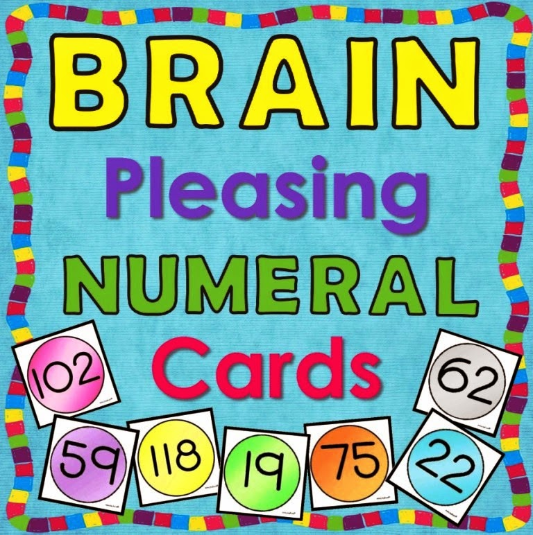 https://www.teacherspayteachers.com/Product/number-cards-332350
