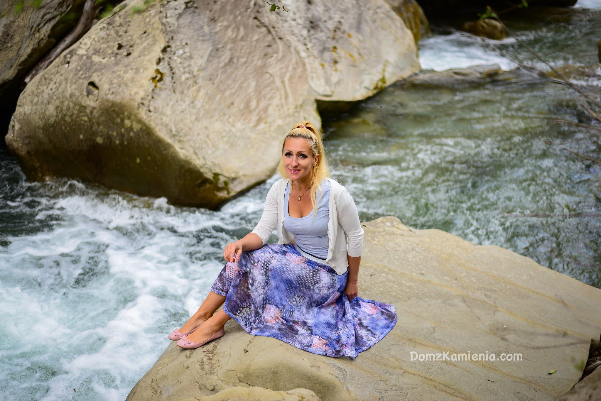 Kasia z Domu z Kamienia, blog o Toskanii