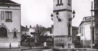 Plaza del Repartidor años 30