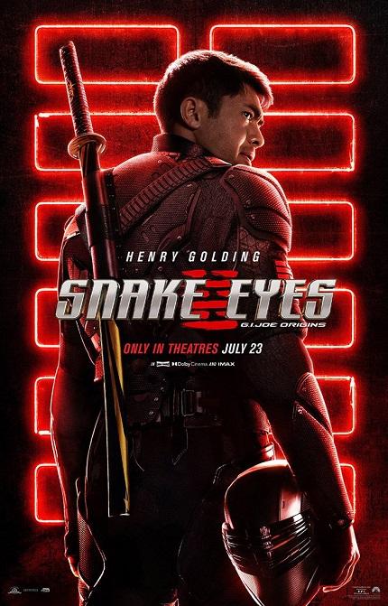 Snake Eyes : G. I. Joe Origins