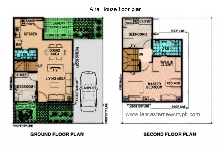 Aira House Model In Lancaster New City Lancaster New City Houses For Sale In Cavite Philippines