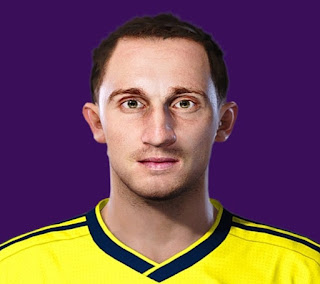 PES 2020 Faces Aleksandr Kozlov