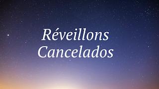 Festas de Réveillon são canceladas devido à pandemia de covid-19