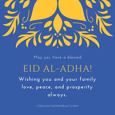 Gambar Kata Idul Fitri Bahasa Inggris