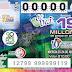 Lotería Nacional. Sorteo De Diez No. 236 del viernes 24 de julio de 2019