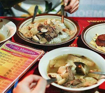 Kuliner Timlo Solo Paling Enak dan Populer