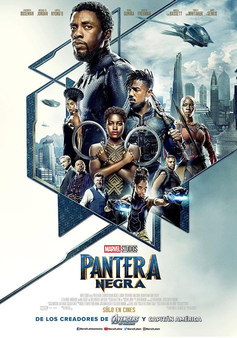 nuevo poster de pantera negra jposters