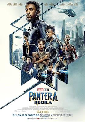 Resultado de imagen para Pantera Negra + poster