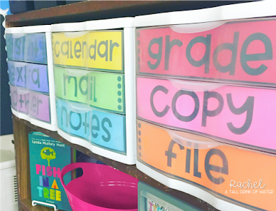 Elementary classroom organization ideas that will save your teacher sanity!