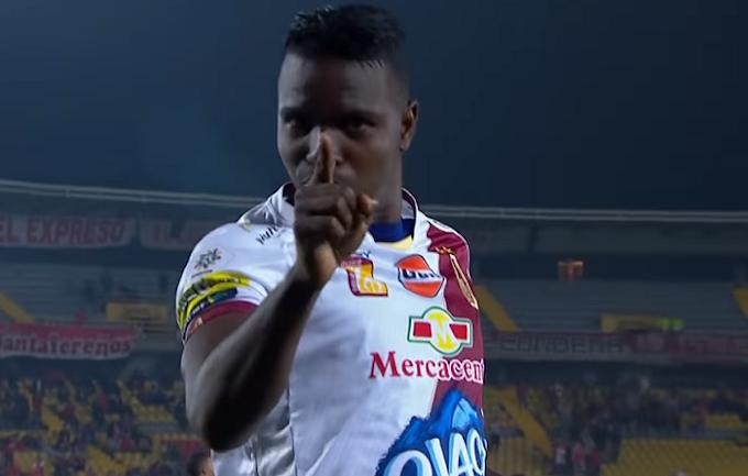 Nuevo reto para Marco Pérez, goleador histórico del DEPORTES TOLIMA: Este club del FPC se hizo a los servicios del 'Comandante'