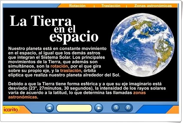 http://recursoseducativosdeprimaria.blogspot.com/2014/09/la-tierra-en-el-espacio.html