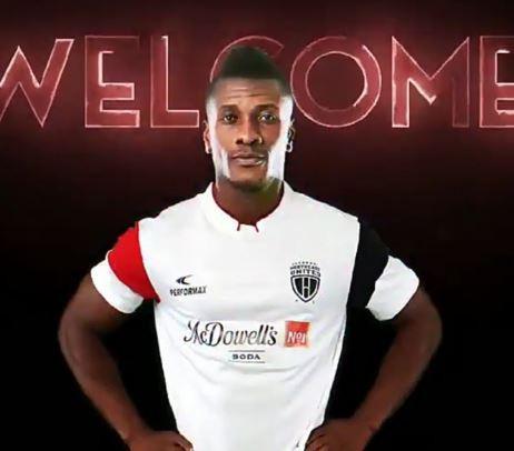 Asamoah Gyan joins Indian club NorthEast United