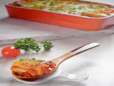 Gambar Resep Kentang Lasagna