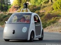 Teknologi Mobil tanpa Sopir sudah dekat