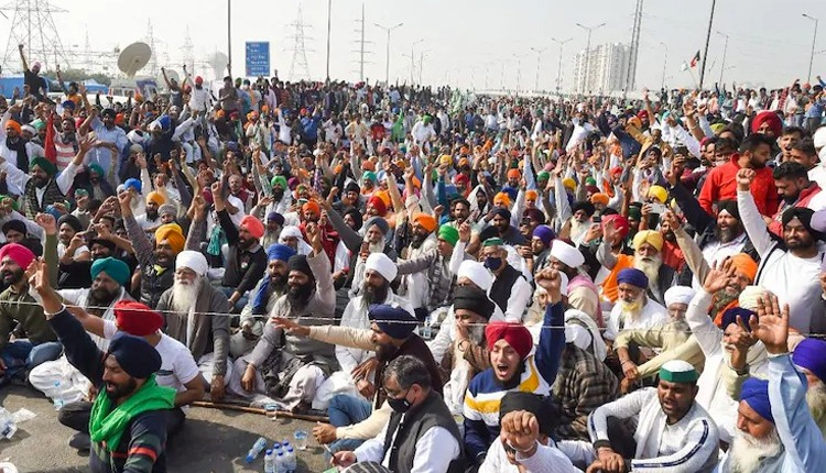 15th day of Kisan agitation - farmers preparing to circle the highway across the country