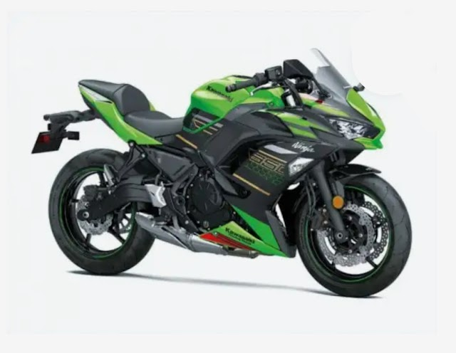 Kawasaki India launch Ninga 650 with BS6 update.