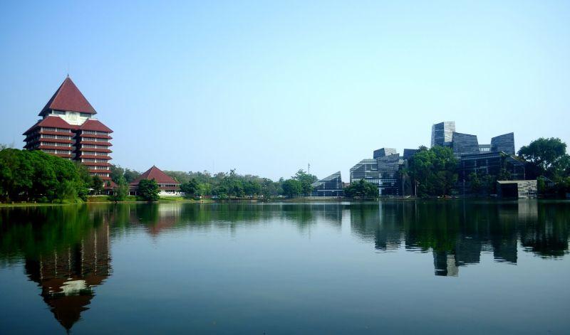 Best University in Indonesia: UI Menjadi Kampus Rakyat