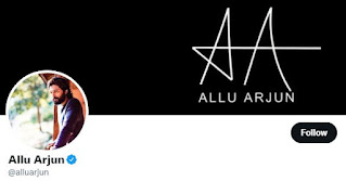 Allu twitter