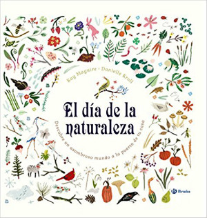 libros infantiles informativos, conocimientos naturaleza, el día de la naturaleza bruño