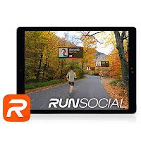 RunSocial App can be synced with Schwinn 411 Compact Elliptical Machine