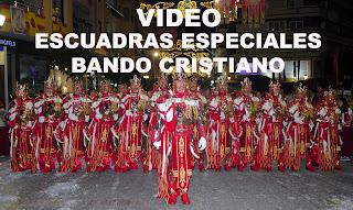 ESCUADRAS BANDO CRISTIANO