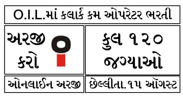 Oil India Recruitment Notification for Clerk-cum Computer Operator Post @oil-india.com