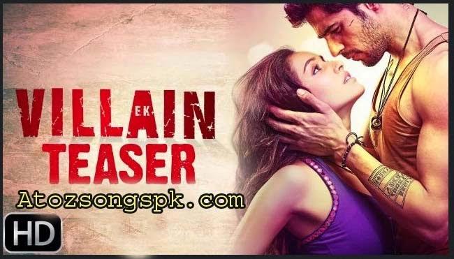 Ek Villain Bollywood Hindi Movie Songs Mp3 Download - E-E