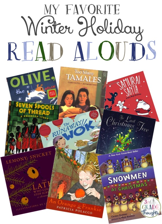 winter books read aloud online