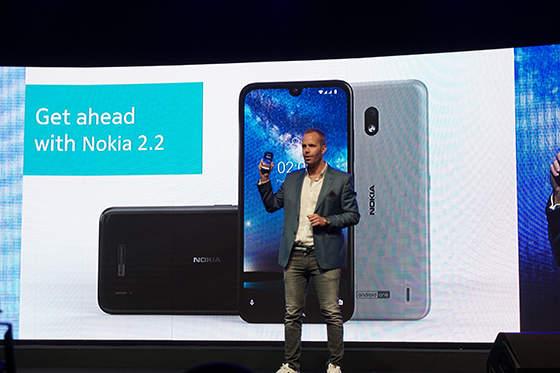 Nokia 2.2, Smartphone Entry Level Terbaru Dan Termurah