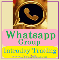 Intraday Trading Whatsapp Group Link