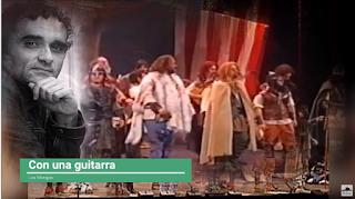 """🗺Pasodoble """"Con una guitarra"""" 🛠 Comparsa """"Los Vikingos""""  (2003) con Letra. Homenaje al Noly"""