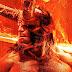 Hellboy : 赤い悪魔の伝説的ヒーローが帰ってくる新しい「ヘルボーイ」が、真っ赤に燃え上がっているポスターを初公開 ! !