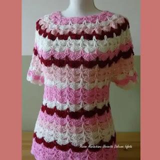 Blusa Dulzura a Crochet