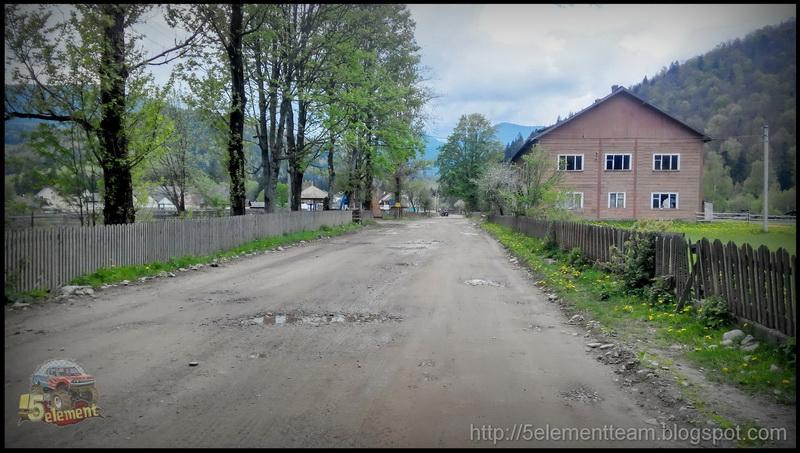 Село Осмолода