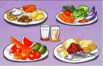 53 Gambar Makanan 4 Sehat 5 Sempurna Kartun Paling Hist Gambar