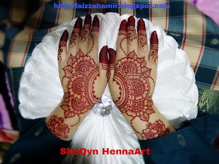 Sweet Memories with SheQyn HennaArt