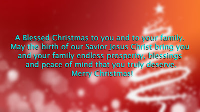 Best Merry Christmas Greetings Messages