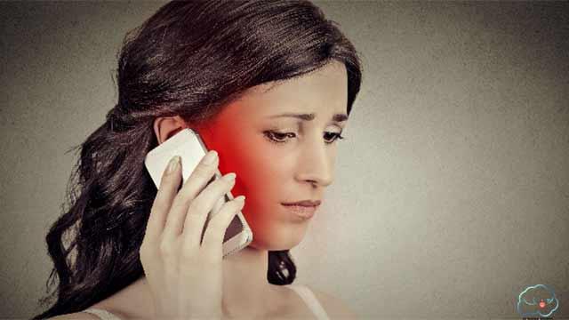 تقلل من خطر التعرض للإشعاع الهاتف