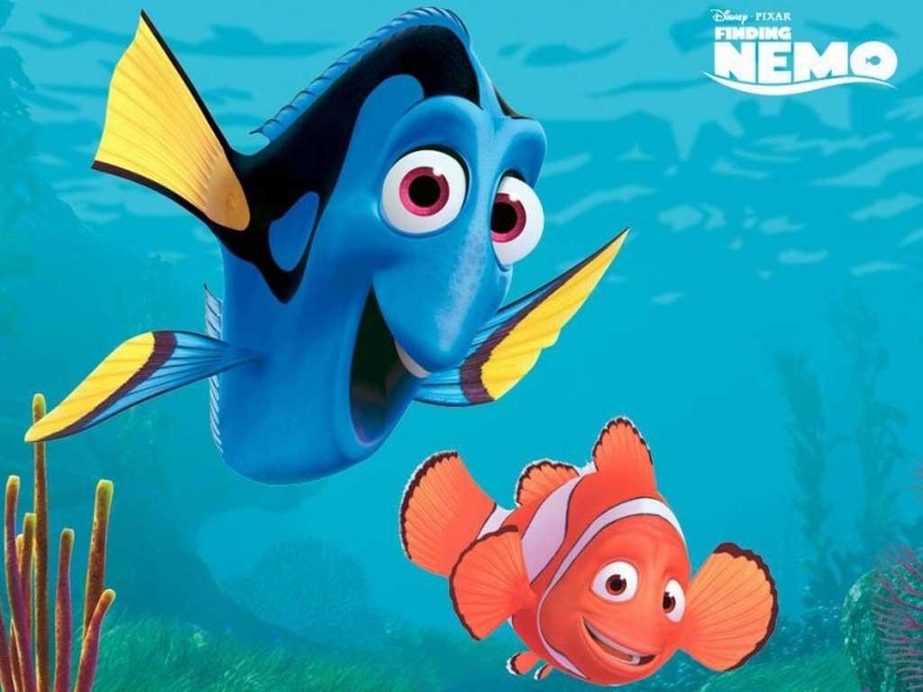 Finding Nemo 3D Cartoon Wallpaper HD ~ Cartoon Wallpaper